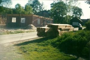 Budowa remizy