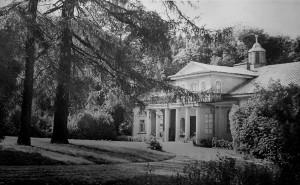 Dworek w Rzeplinie rok 1942